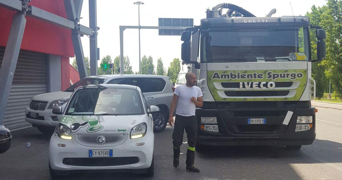 Autospurgo Prato, Empolii e Firenze: L'importanza del Camion Spurgo